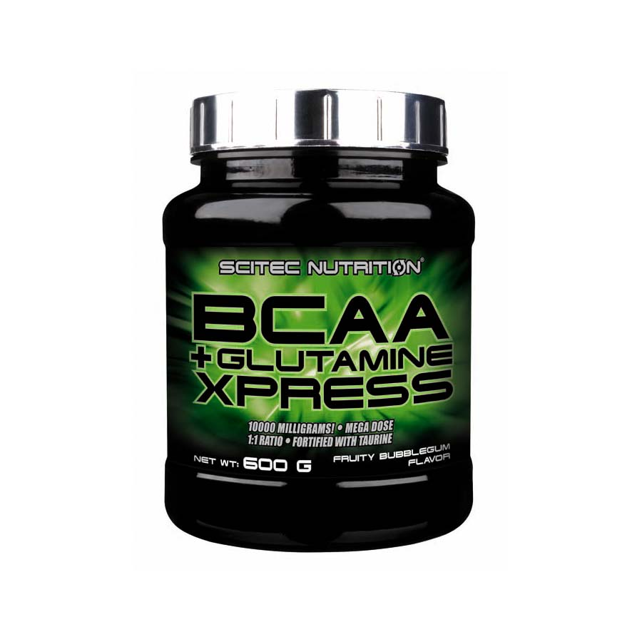 scitec nutrition bcaa glutamine xpress