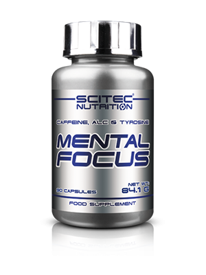 Scitec Nutrition Mental Focus